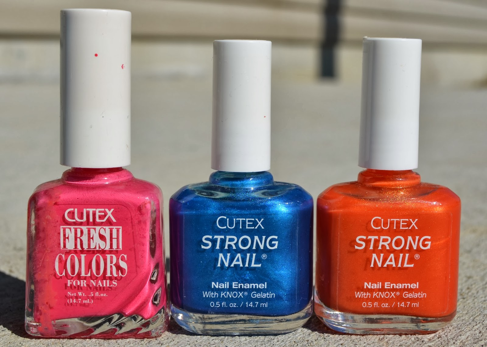Manicures and Me: Flea Market nail polish is the best kind of nail ...