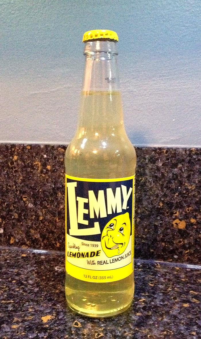 Lemmy Sparkling Lemonade