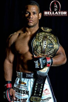 ufc mma bellator middleweight fighter hector lombard picture image