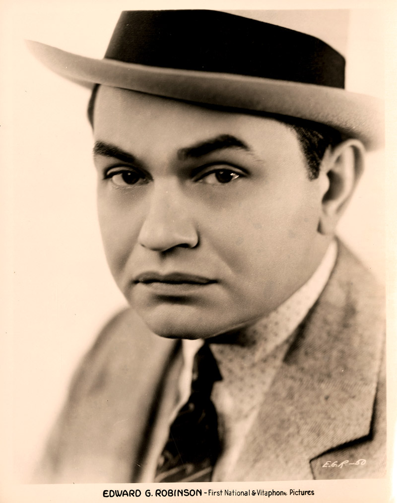Where Danger Lives: Mother of Mercy: Edward G. Robinson and Film Noir