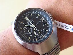 OMEGA SPEEDMASTER PROFESSIONAL CHRONOGRAPH MARK III - AUTOMATIC