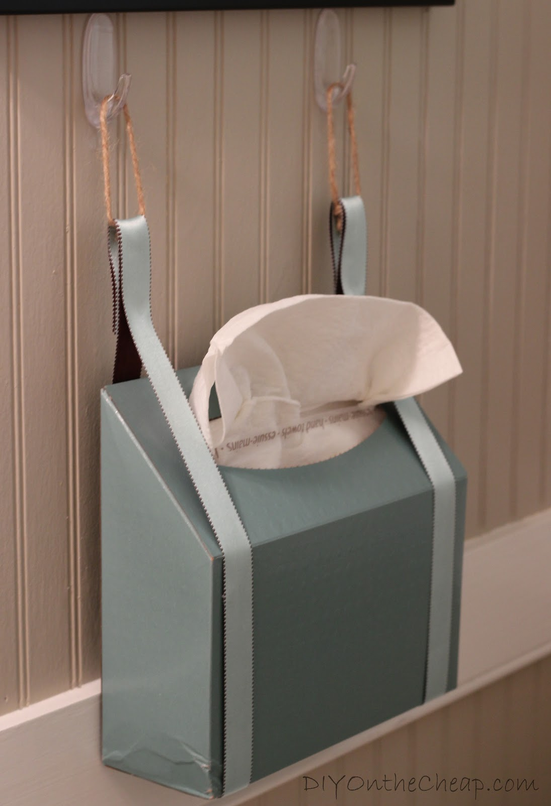 Kleenex Hand Towel Holder Car Interior Design