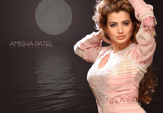 Amisha Patel's Wallpapers