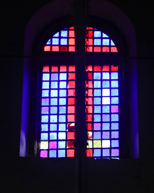 window, church, india, kerala, kochi, cochin, stained glass