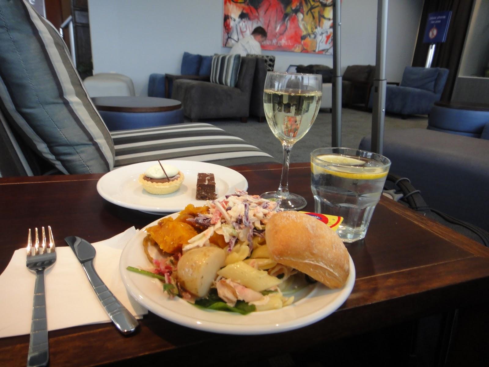 Aussie flyer thai airways tg492 auckland to bangkok for Air thai cuisine