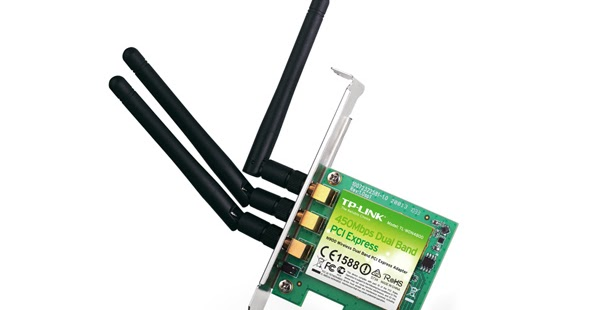 Driver Download TP-Link TL-WDN4800 450Mbps Wireless N Dual Band PCI
