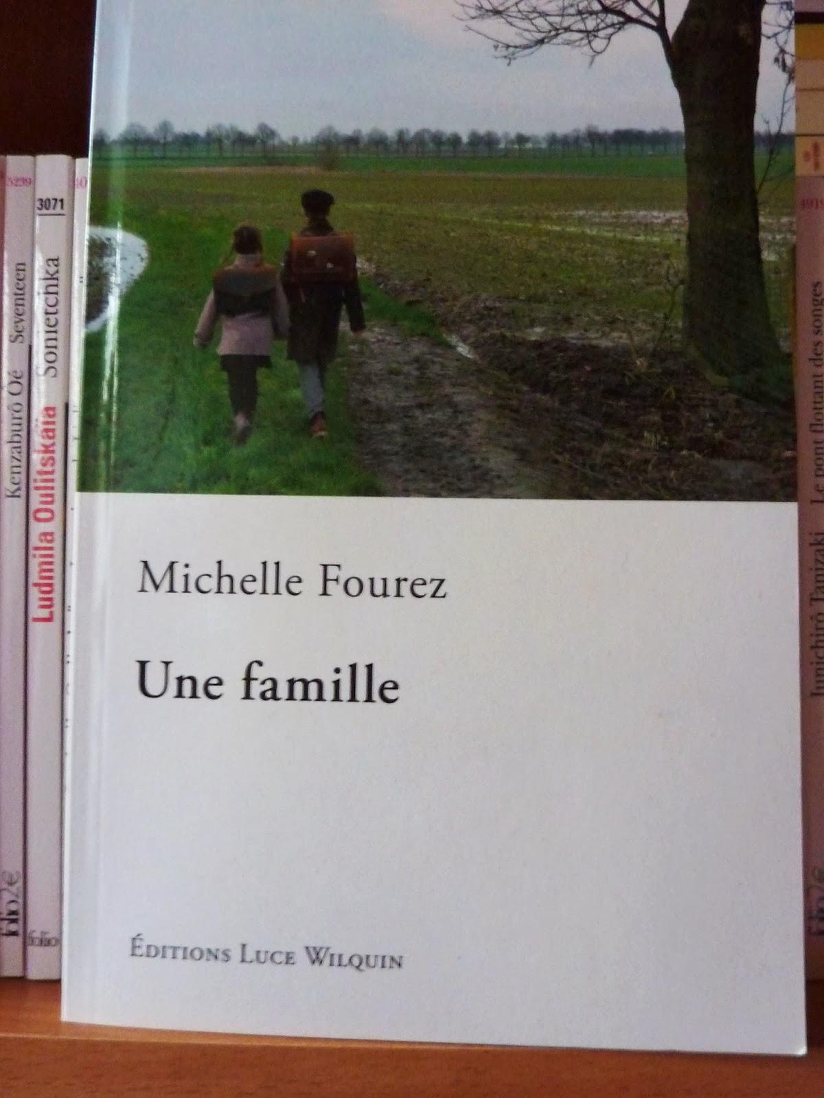 Une famille - Michelle Fourez