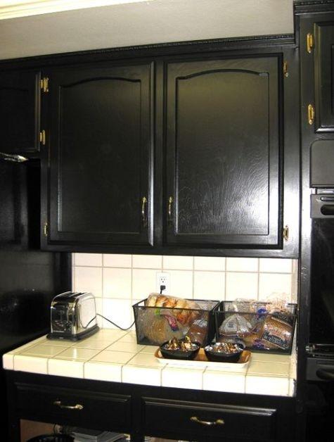Gabinetes De Cocina Negros Muy Elegantes C Mo Dise Ar Cocinas Modernas