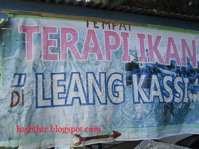 Indahnya Terapi Ikan di Sulawesi Selatan