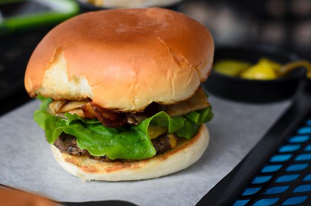 Pohang Hamburger Western Food NYC Cafe