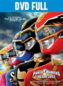 Power Rangers Megaforce DVDR Full Español Latino 2014