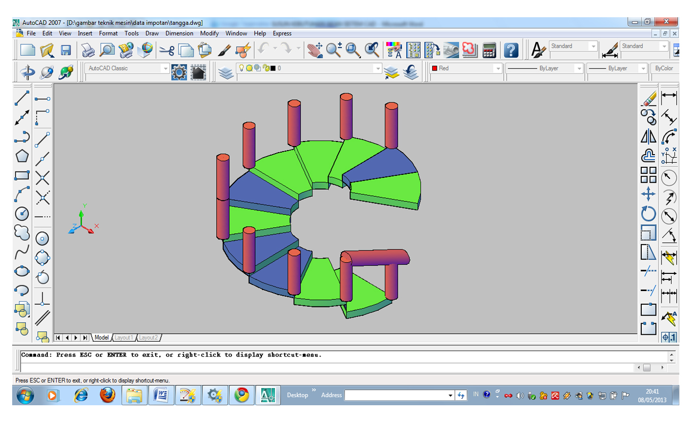 Technic autocad setting the need for cad systems by budi Cad system