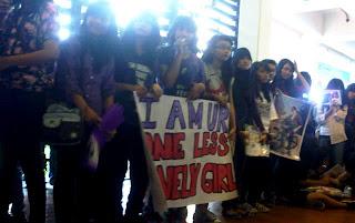 foto Konser Justin Bieber di Indonesia