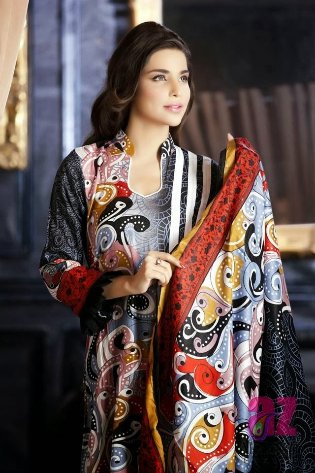 Anum Classic Summer Lawn Collection