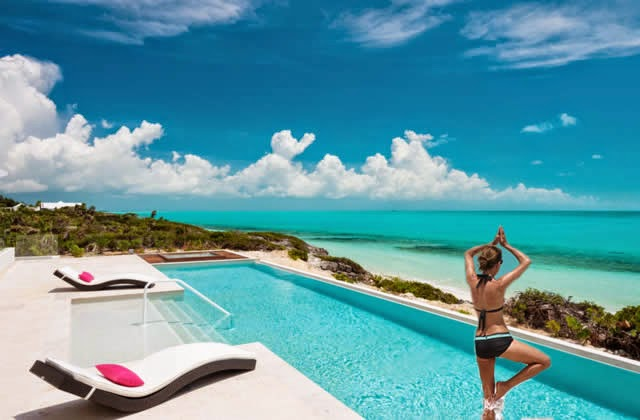 Providenciales, Turks & Caicos - Seven Star Beach (Grace Bay Beach)