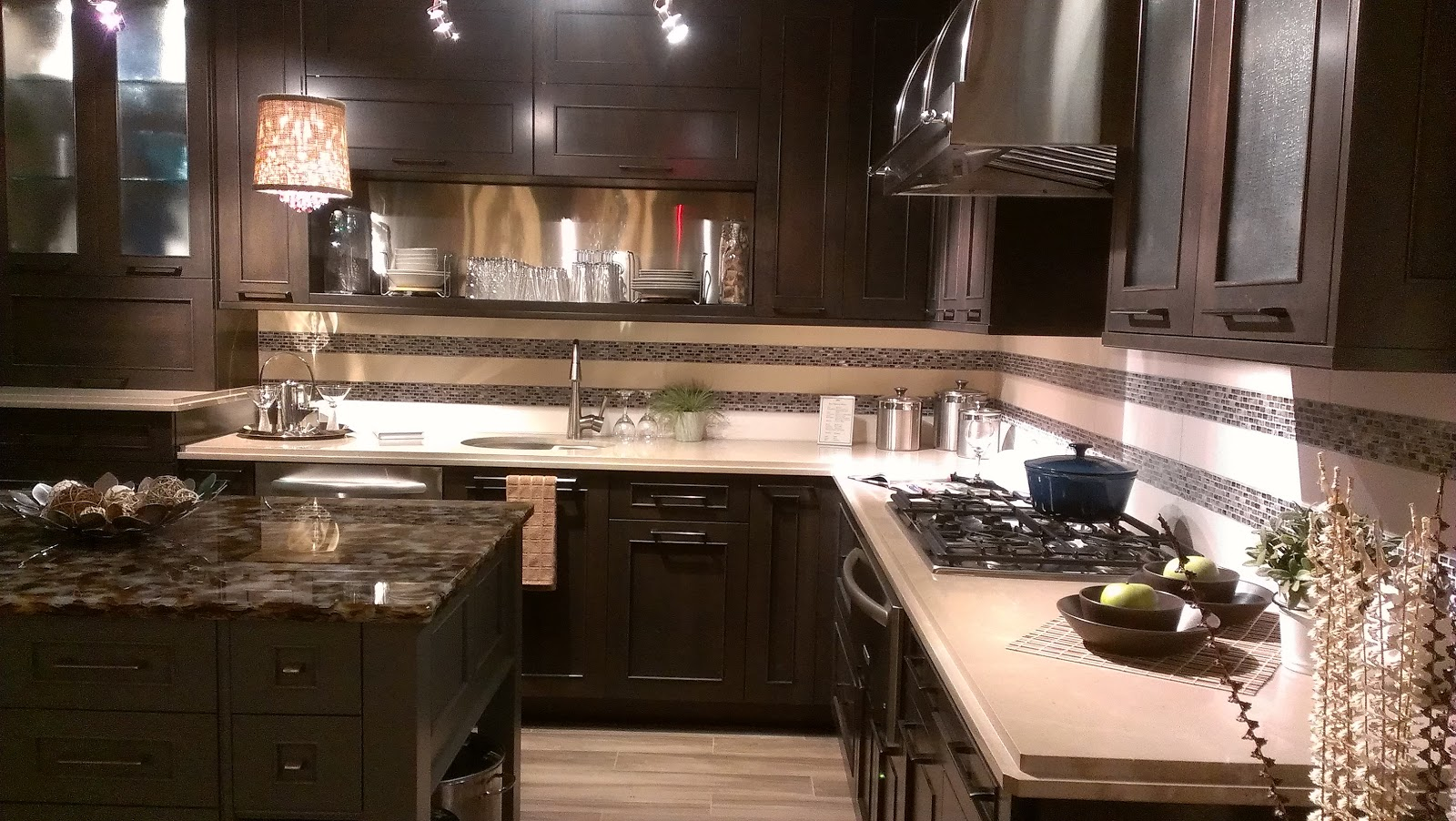 found my dream kitchen in the display room of kitchens of diablo