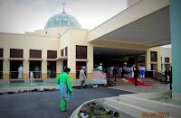 Masjid Pengiran Muda Abdul Mateen at Kampong Mulaut Brunei
