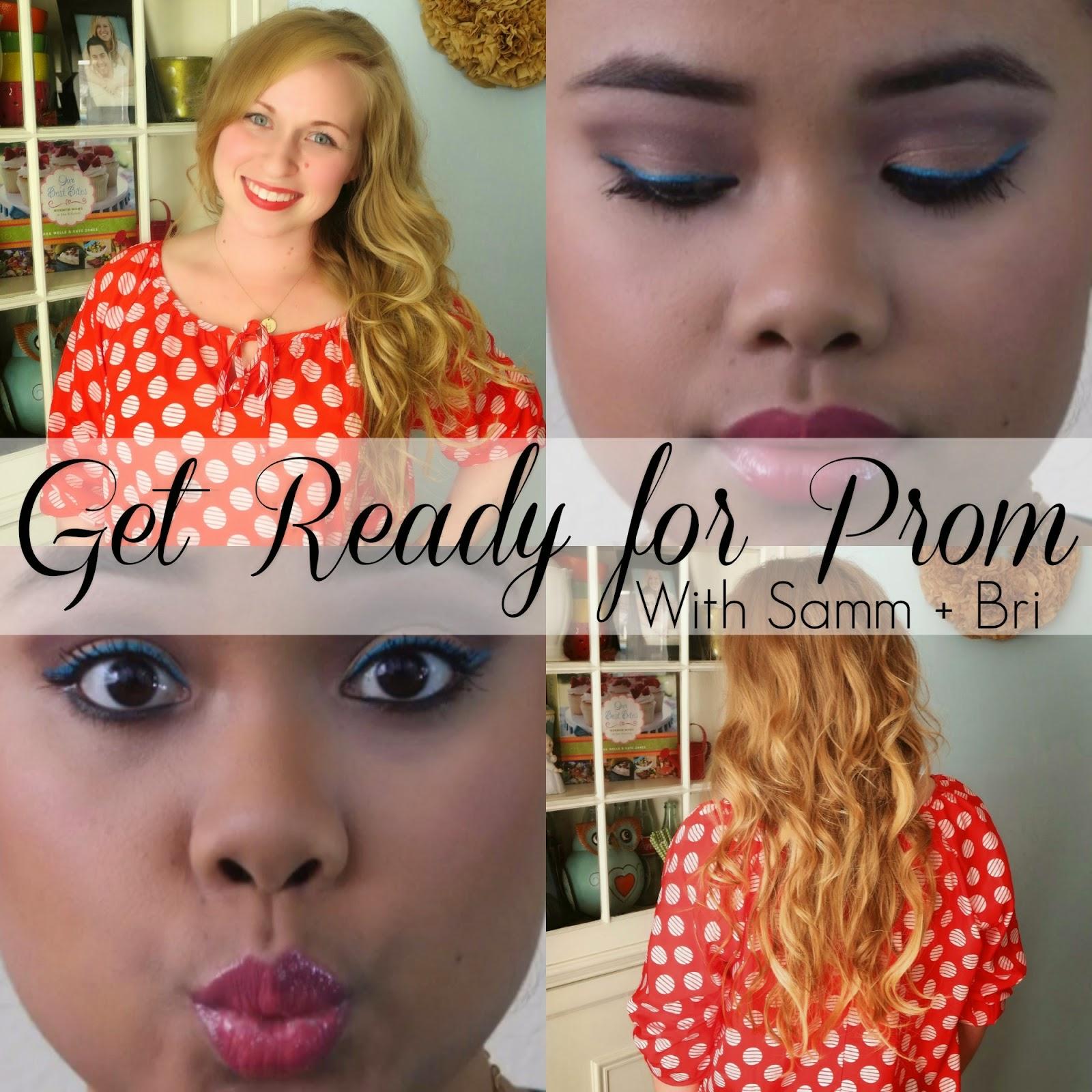 Breezy Days Get Ready For Prom With Samm Bri