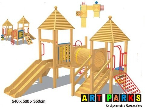 Playground. Vendas Sob encomenda.