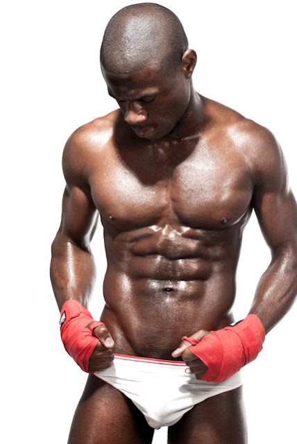 Daniel Shoneye • Male Model and Personal Trainer