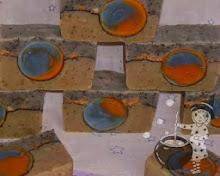 Jabón de tomillo, ruda y limón
