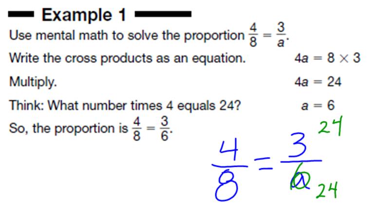 Miss Kahrimaniss Blog Solving Proportions – Solving Proportions Worksheet
