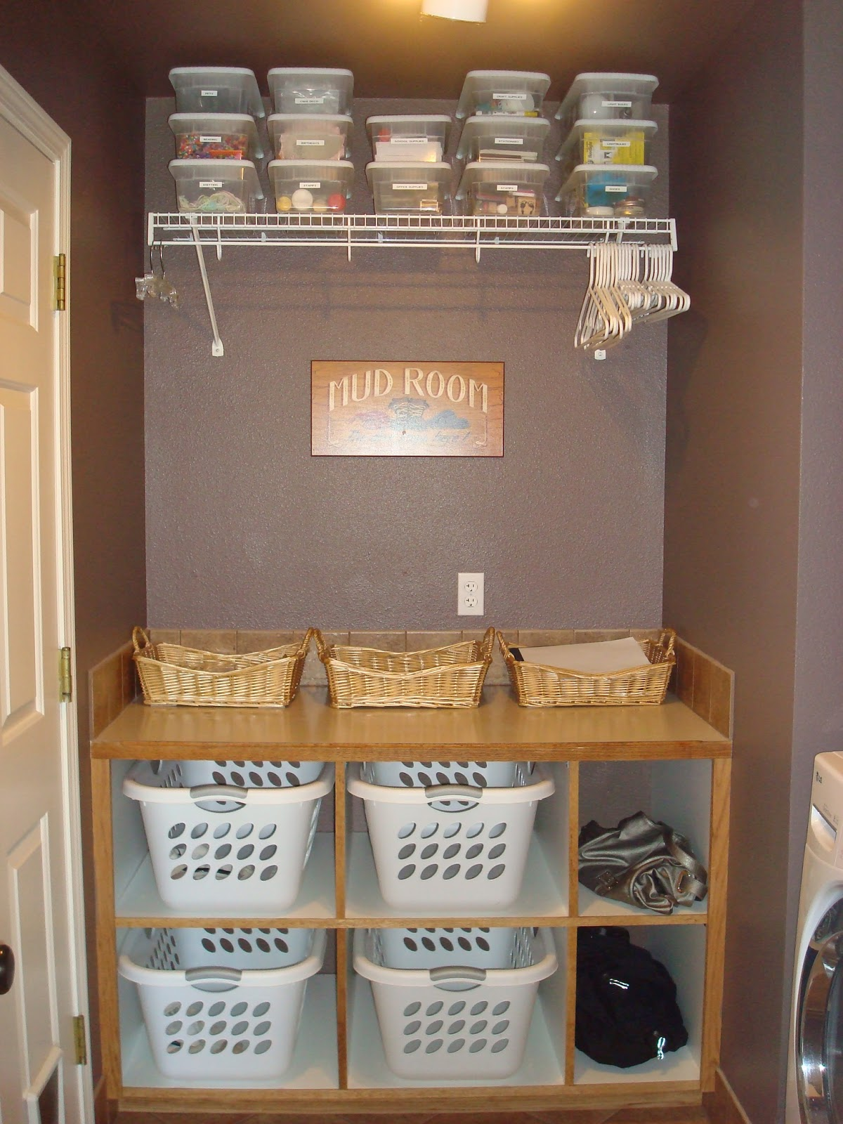 Mudroom And Laundry Organization Morganize With Me