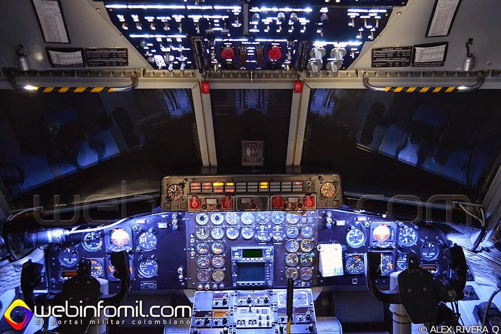 Fuerza Aerea Colombiana CASA C-212