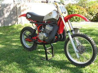 my motorcycle restoration diary notes maico mx with kawasaki engine