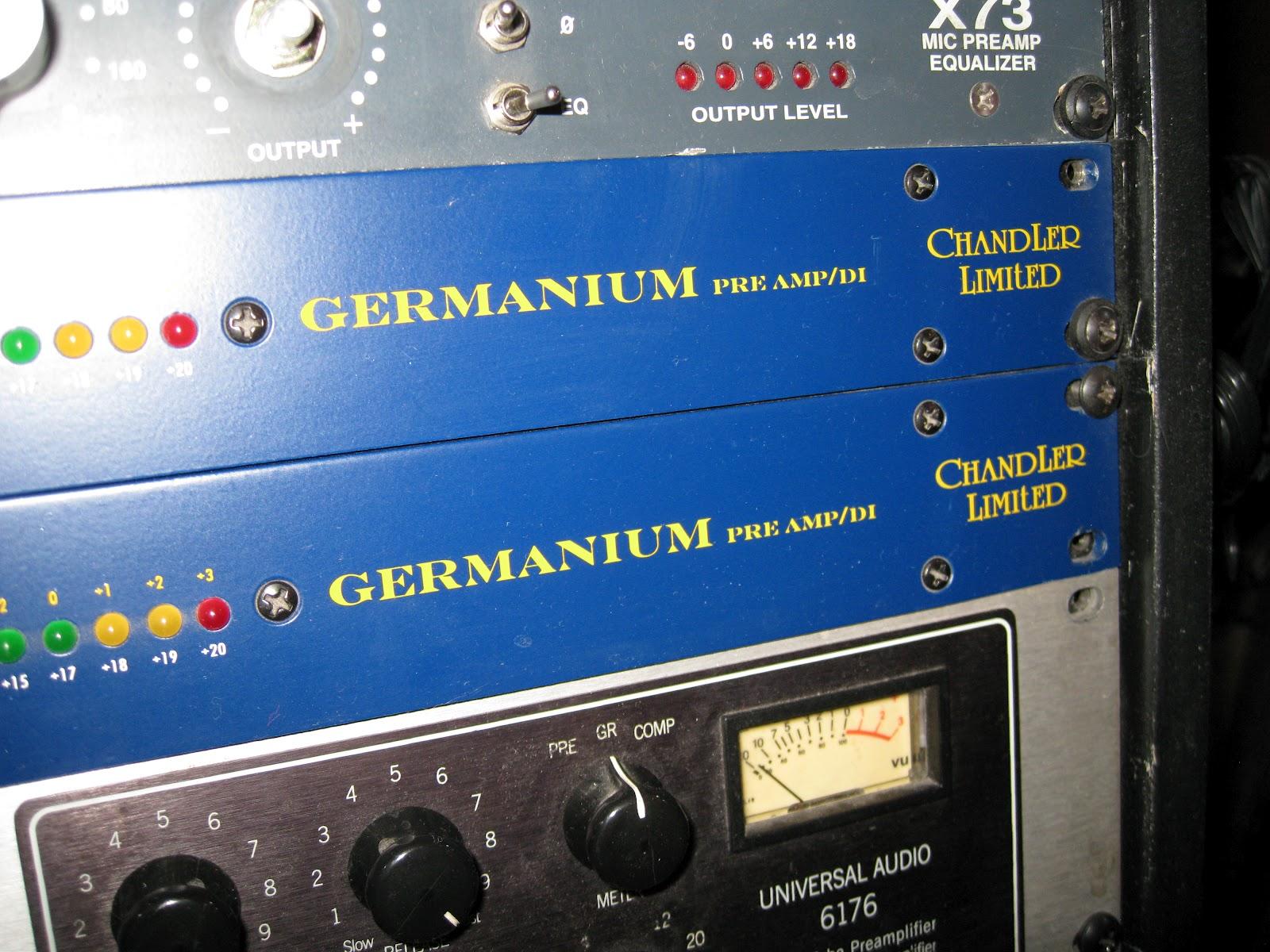Mixing Audio 101 Mic And Preamp Shootout At Capricorn Studios Dynamic Preamplifier Vintech 473 Josh Mallit Neve 33145 Chandler Limited Germanium Cascade Vinjet Vin