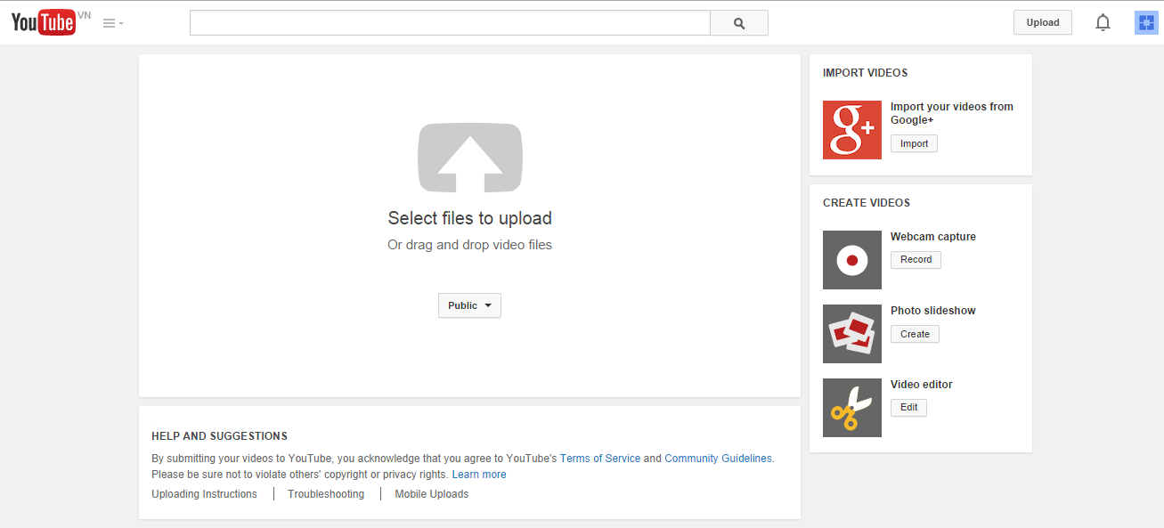 how to get your google youtube channel url