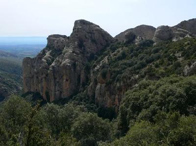 Vistas desde el Camino de Burros