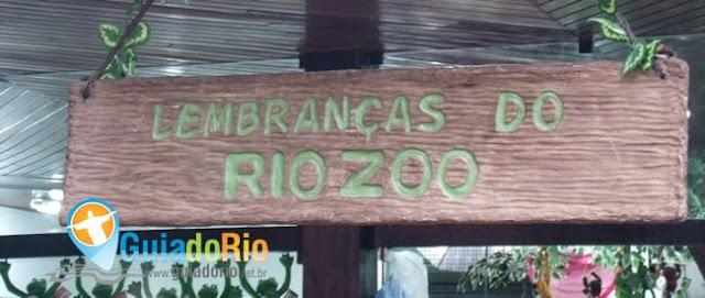 Lojinha do Zoológico do Rio