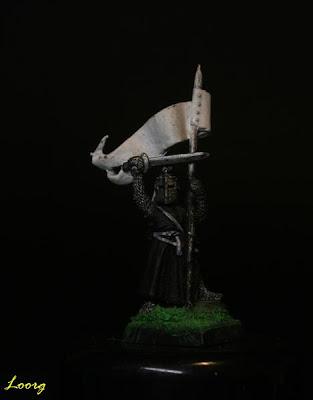Portaestandarte de los Caballeros de Origo - The Knights of Origo