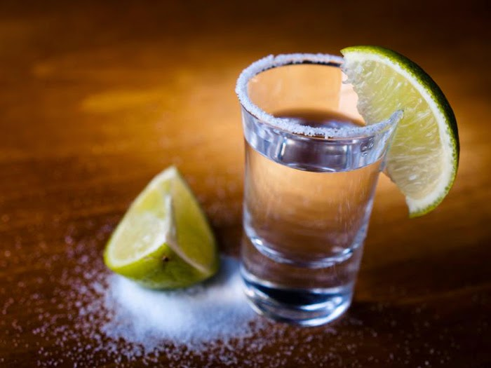 the prices of tequila shots will get you high in the future