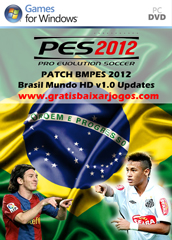 pes2012 Download BMPES 2012   Brasil Mundo HD v1.0 Updates 2011   Jogo PC