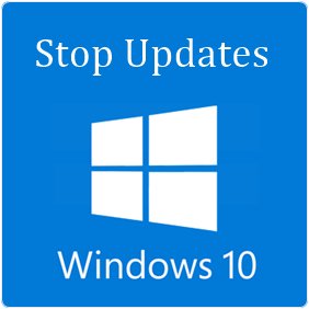 How To Stop Disable Windows Updates In Windows 10