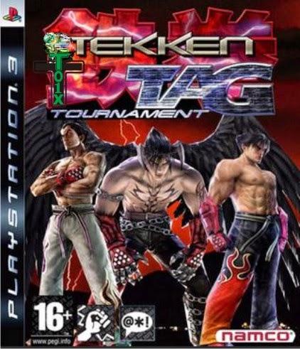 تحميل لعبة tekken 9