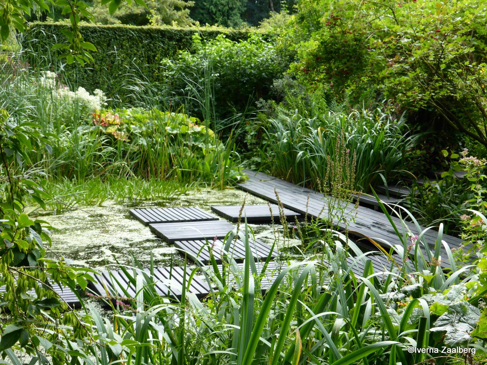 Ja ik wil een tuinontwerper natuur bij huis for Tuin aan laten leggen