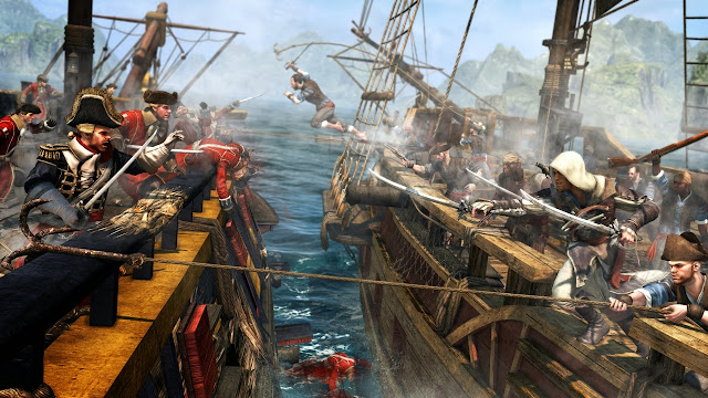 assassins creed iv black flag game wallpapers HD