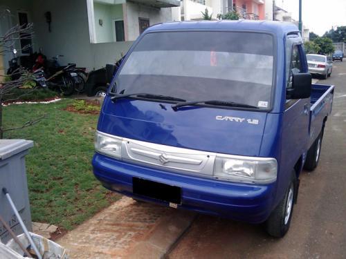 Suzuki Pick Up ( Los Bak ) title=