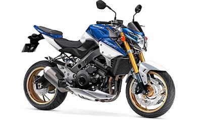 Nueva Suzuki GSR 1000