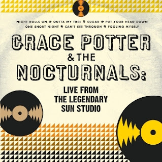 Grace Potter & The Nocturnals - Live from the Legendary Sun Studio 2012