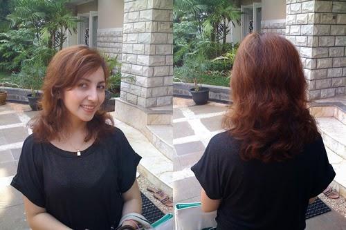 Foto Model  Rambut Frizzy