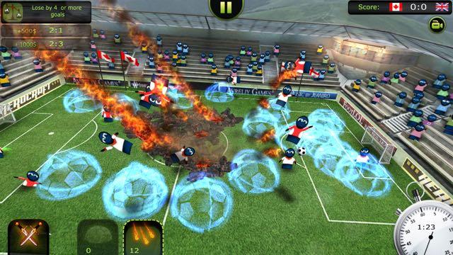 FootLOL: Crazy Football v1.0.1 Apk Full