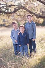 My Sweet Boys!