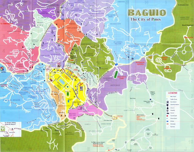 Baguio City Travel Guide Baguio and Benguet Discoveries and Hot Spots