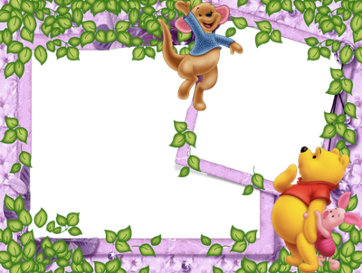 marco foto png winnie the pooh