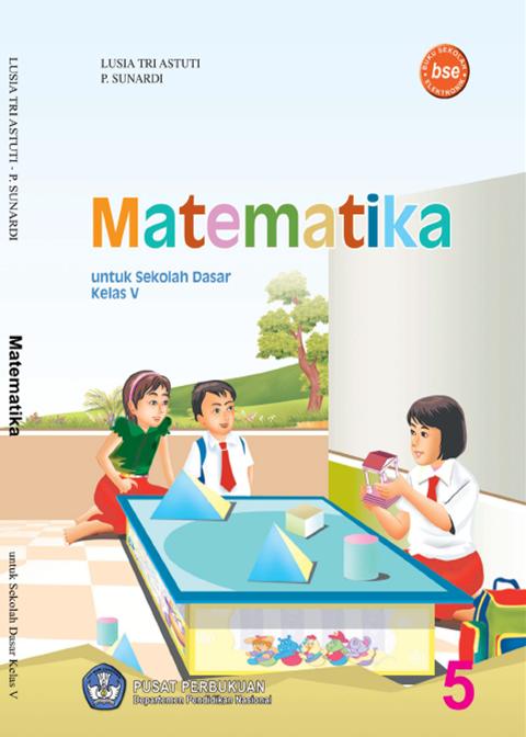 Buku Matematika Kelas 5 KTSP
