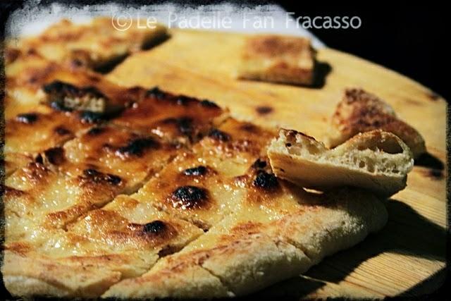 la pizza dolce al mistra' di anice stellato